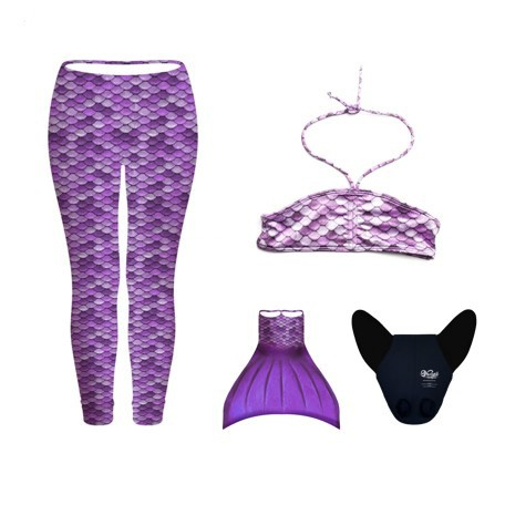 CONJUNTO LEGGINGS LILA