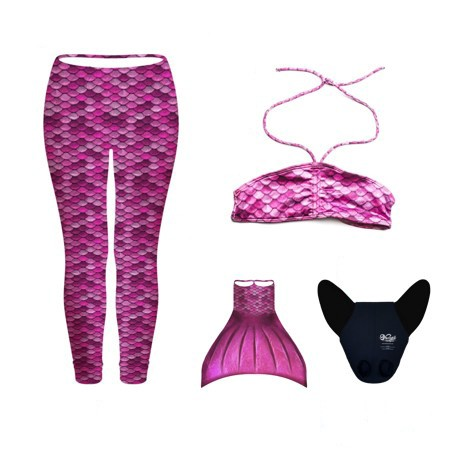 CONJUNTO LEGGINGS ROSA