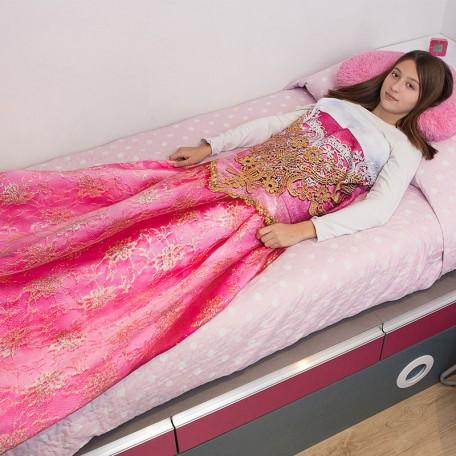 Princess Blanket Rosa